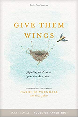 Give them wings book cover
