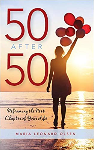Self-Improvement Book #4: 50 after 50 book cover