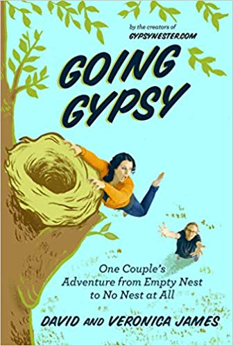 Going Gypsy book cover