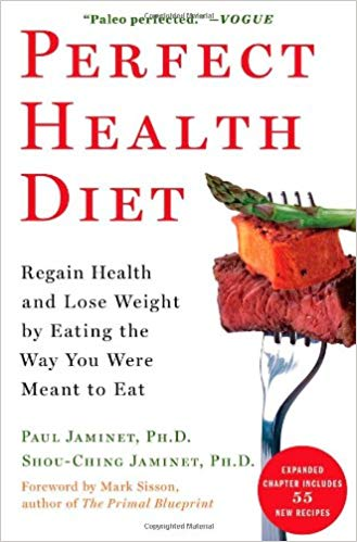 Perfect Health Diet book cover