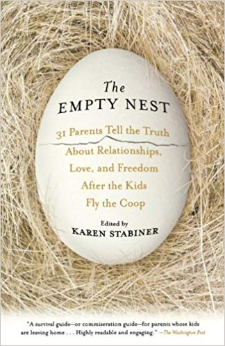 Self-Improvement Book #1: The Empty Nest book cover